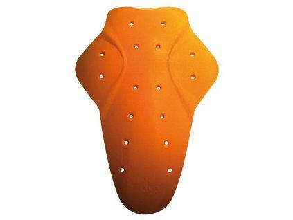 Chrániče kolen d3o, uni, oranžové