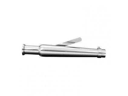 Univerzální koncovka / tlumič výfuku Highway Hawk TRUMPET, průměr 38-45mm (1ks)