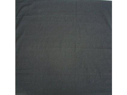 BM Šátek bavlna ŠA-Černý