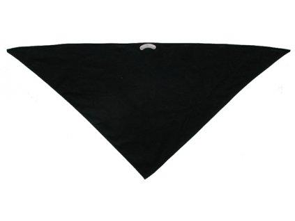 BM Šátek na nos Černý