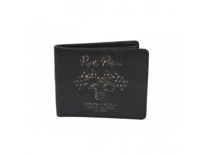 RUSTY pistons RPWL03 SA01-A ARNOLD kožená peněženka
