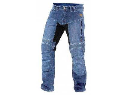 TRILOBITE 661 PARADO MEN TÜV CE BLUE kevlarové jeansy