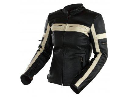 NAZRAN CRUISER WOMAN - dámská kožená bunda