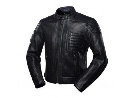 4SR COOL JACKET pánská kožená moto bunda