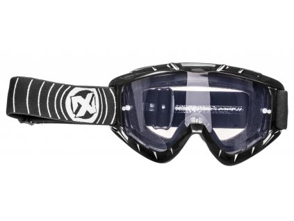 MX brýle N1, NOX (černé)