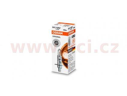 žárovka H1 55W (patice P14,5s) OSRAM