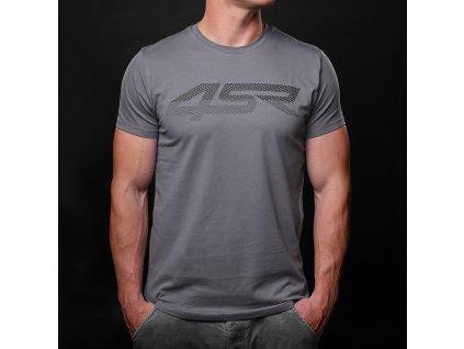 4SR T Shirt 3D Dark 1