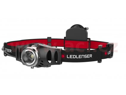 LED LENSER H3.2 - svítilna se superledkou, čelovka, dosvit 100 m, záruka 7 let