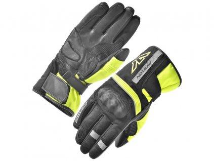 rukavice Proton, AYRTON (černé/fluo)