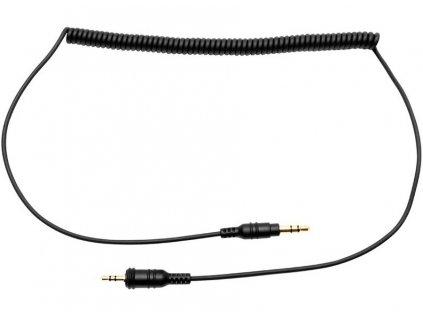 stereo audio kabel rovný 2,5 mm / 3,5 mm, SENA