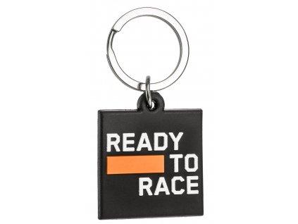 gumová klíčenka, KTM (černá)