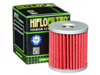 Olejový filtr HF973, HIFLOFILTRO