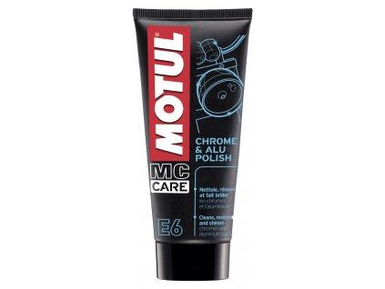 MOTUL E6 CHROME & ALU POLISH 100 ml