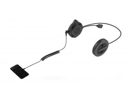 Bluetooth handsfree headset Snowtalk 2 pro lyžařské/snb přilby (dosah 0,7 km), SENA