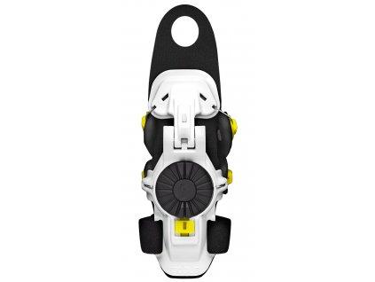 ortéza na zápěstí X8, bílá/žlutá MOBIUS