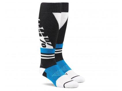 ponožky TORQUE 100% (šedá)