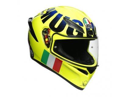 AGV K1 VR46 Mugello 2016 sportovní helma