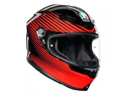 AGV K6 MPLK Rush sportovně-cestovní helma