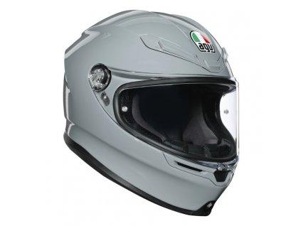 AGV K6 MPLK Nardo šedá sportovně-cestovní helma