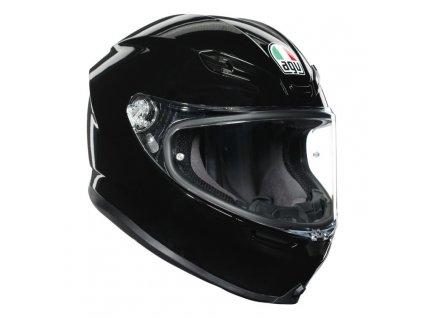 AGV K6 MPLK černá sportovně-cestovní helma