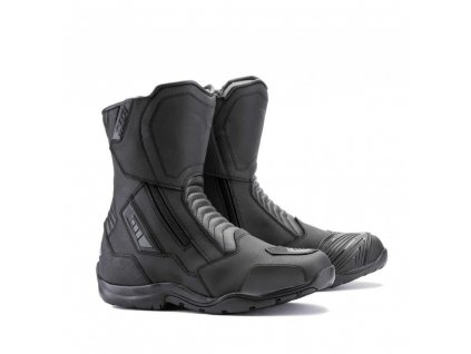 SECA Comet boty na motorku, černé 1