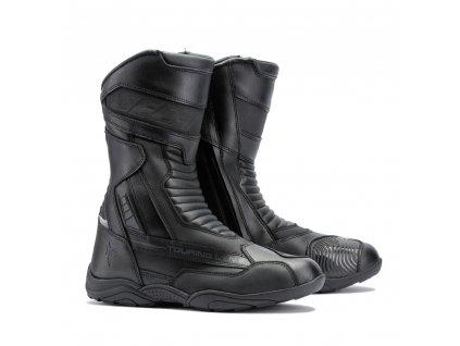 Boty na moto SECA Nexus černé 1