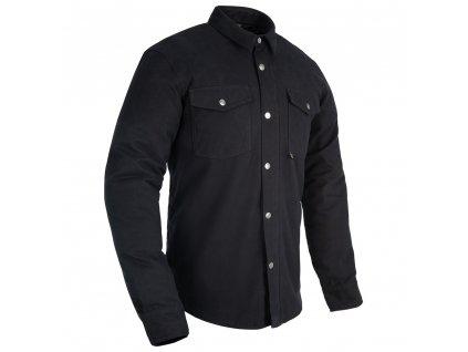 košile KICKBACK 2.0, OXFORD (černá)