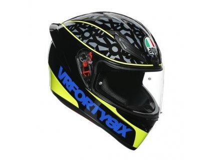 AGV K1 VR46 Speed sportovní helma vel. ML