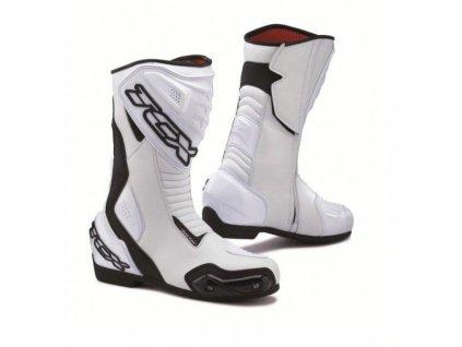 TCX S-SPORTOUR moto boty bílé vel. 43
