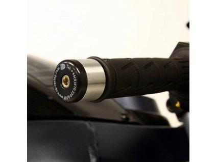 Závaží RG Racing do řidítek pro motocykly BUELL 1125 R ('08-), černá (pár)