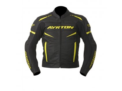 AYRTON RAPTOR pánská kožená moto bunda