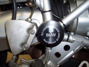 Zátka do rámu BMW R 1200 GS '05-, černá