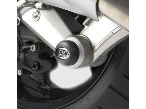 Zátka do rámu RG Racing pro motocykly KAWASAKI GTR1400 ('10-), černá