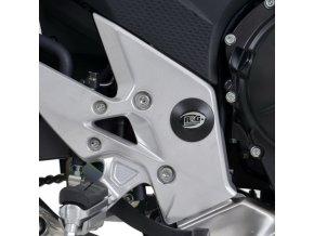 Zátka do rámu, levá nebo pravá, Honda CBR500R / CB500F '13- / CB500X