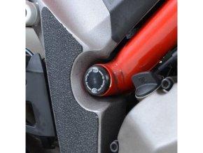 Zátka do rámu RG Racing pro Ducati Multistrada 1200/1200S, pravá strana