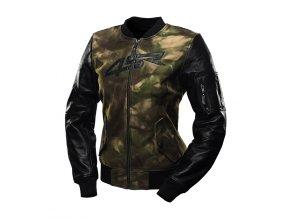 4SR Bomber Lady Camo jacket 1