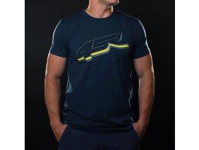 4SR Tshirt Logo Dark 1