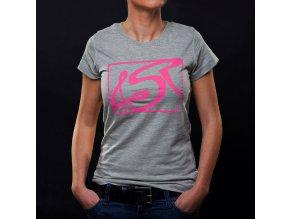 4SR TShirt Hot Pink II 1