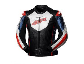 4SR TT Replica jacket Tricolor 1