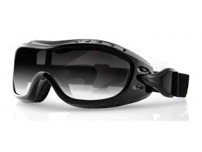 bobster nighthawk ii photochromic otg goggle