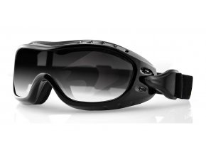 bobster nighthawk ii photochromic otg goggle