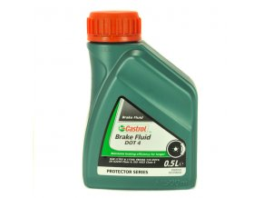 castrol break fluid dot 4 0 5l 1229