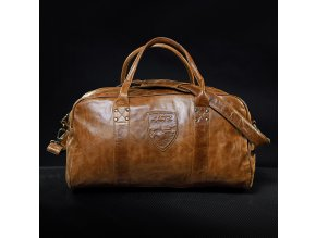 4SR travel bag Cognac 1