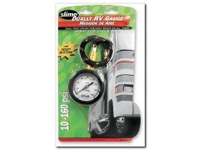SLIME MANOMETR měřič tlaku pneumatiky