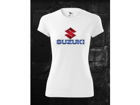 COOL tričko dámské suzuki
