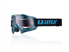 MX IMX BRÝLE MUD GRAPHIC BLUE BLACK