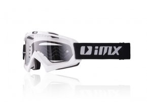 MX IMX BRÝLE MUD GRAPHIC WHITE