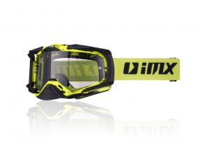 MX IMX BRÝLE DUST GRAPHIC FLO YELLOW BLACK MATT
