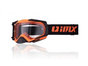 MX IMX BRÝLE DUST ORANGE MATT BLACK MATT