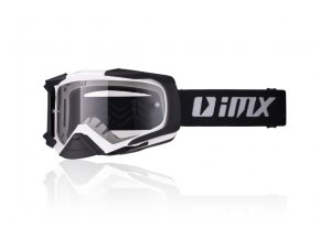 MX IMX BRÝLE DUST WHITE BLACK MATT